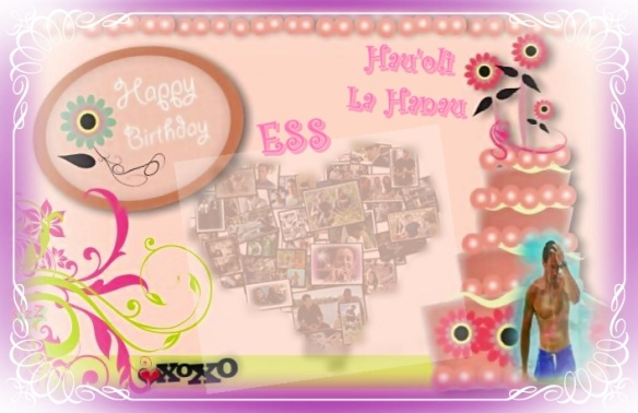 Happy Birthday ESS